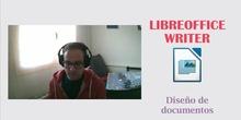 LibreOffice Writer - Crear portadas