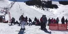 Viaje de esquí Secundaria (Cerler, marzo 2016)