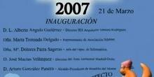 Boadinux 2007 Inauguración