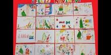 Feliz Navidad Infantil 5 años
