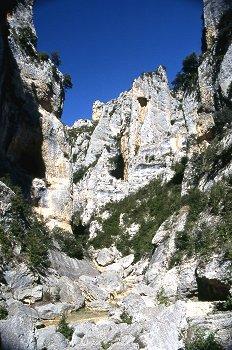Barranco de Mascún, Huesca