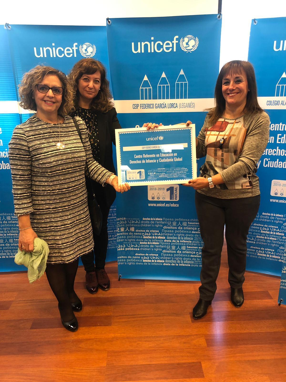RECONOCIMIENTO UNICEF 7