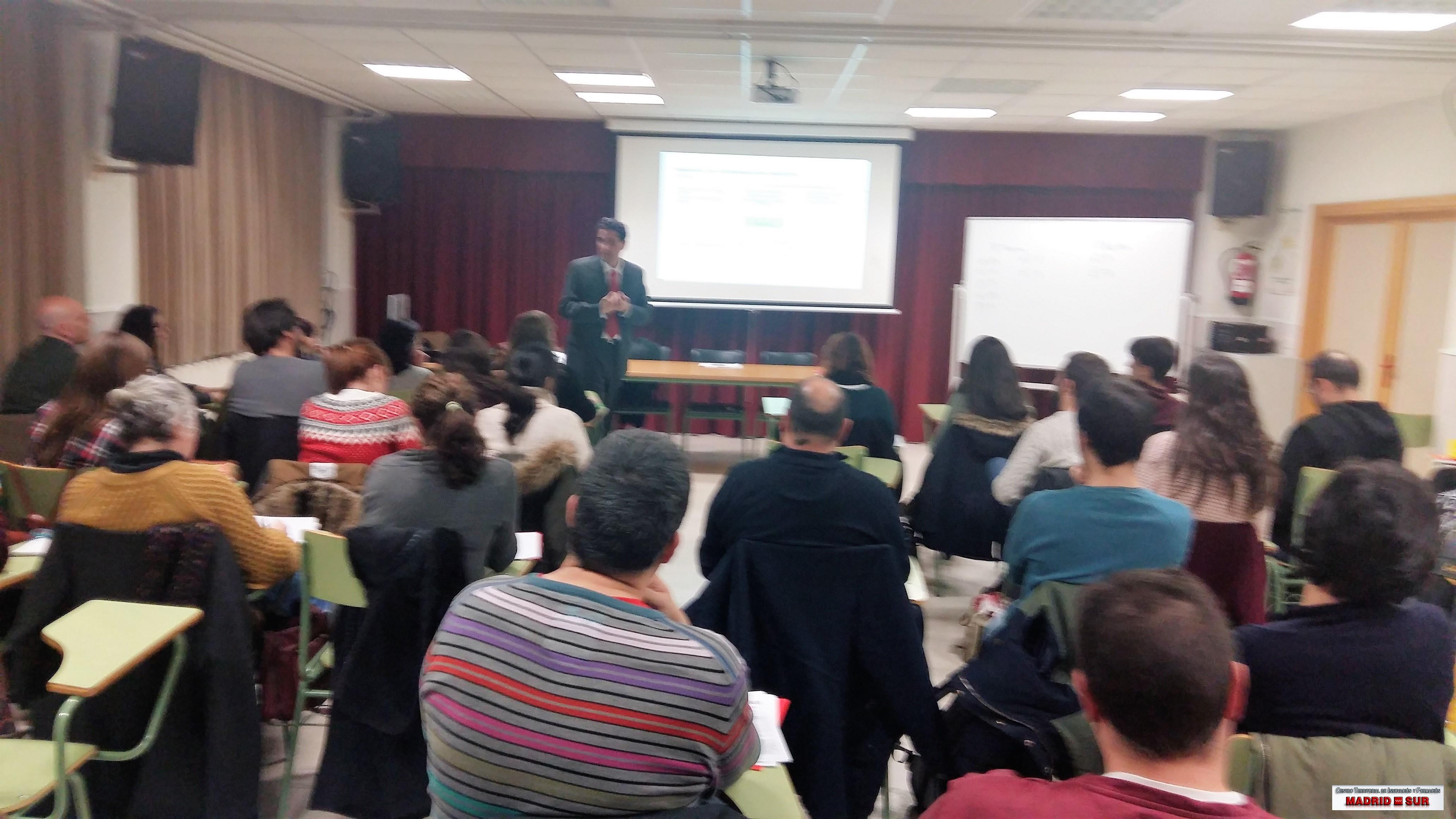 Ponencia de D. Santiago José Jiménez Ruiz-Alejos