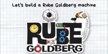Rube Goldberg Project / Machines / 4th Grade