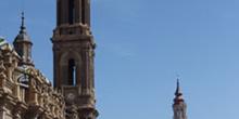 El Pilar y la Seo, Zaragoza