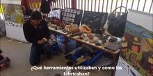 Taller Acteo (Arqueología) - CEIP San José de Valderas 2018