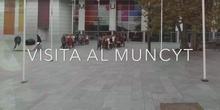 SECUNDARIA - VISITA MUNCYT - BIOLOGÍA Y SOCIALES- ACTIVIDADES