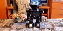 El robot Robit - Alba