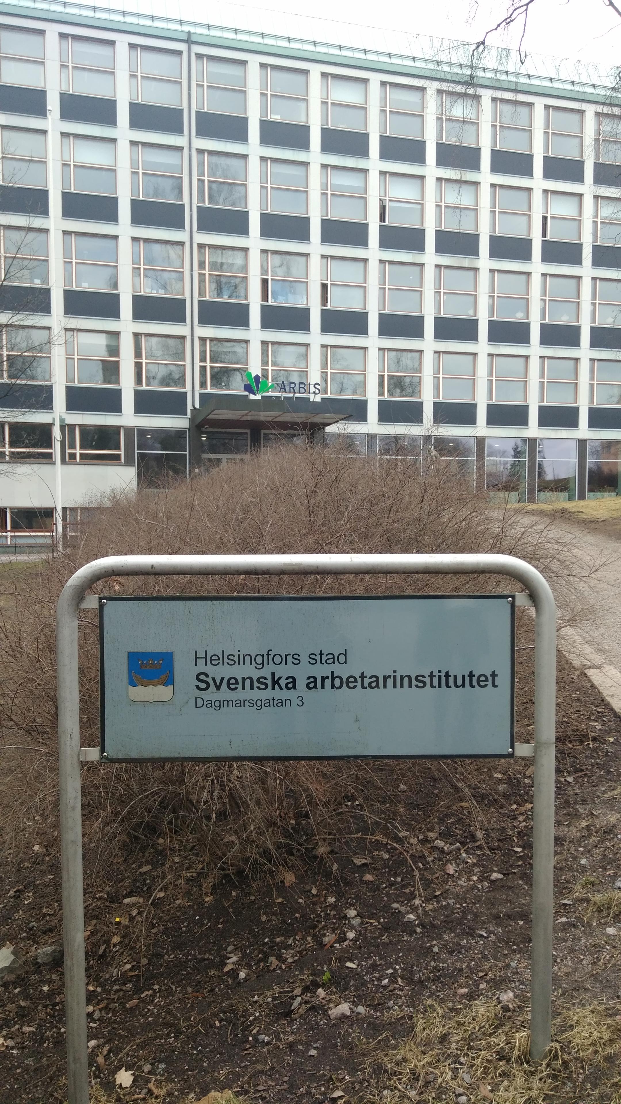 Arbis. Escuela Sueca en Finlandia. Erasmus+ 2018 5