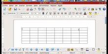 Writer - Crear tabla 1 de 2