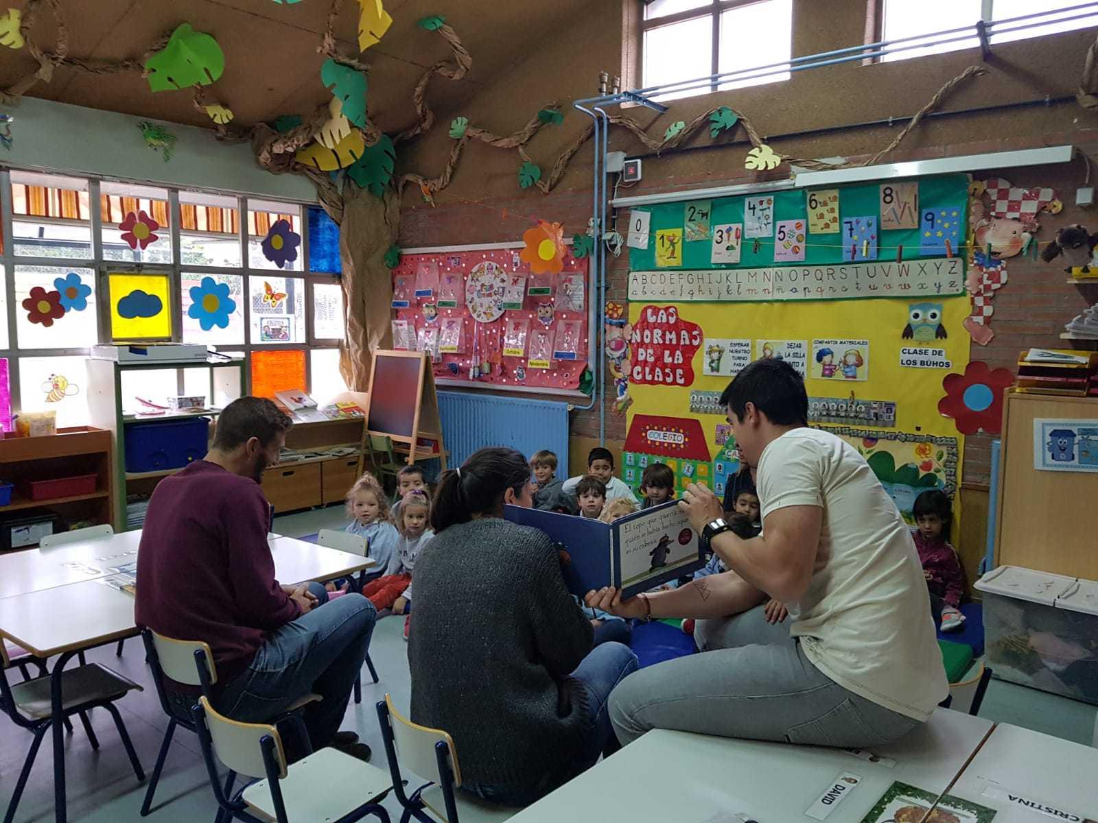 """Los """"papabuhos cuentacuentos"""" de Infantil_CEIP FDLR_Las Rozas   16"""