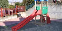 Zona de recreo infantil