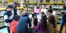 2019_04_04_Quinto visita la Biblioteca de Las Rozas_CEIP FDLR_Las Rozas 10