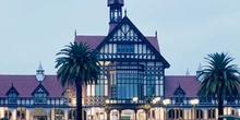Museo de Arte e Historia de Rotorua, Nueva Zelanda