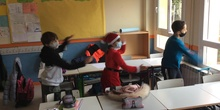 5ºB- Christmas JustDance