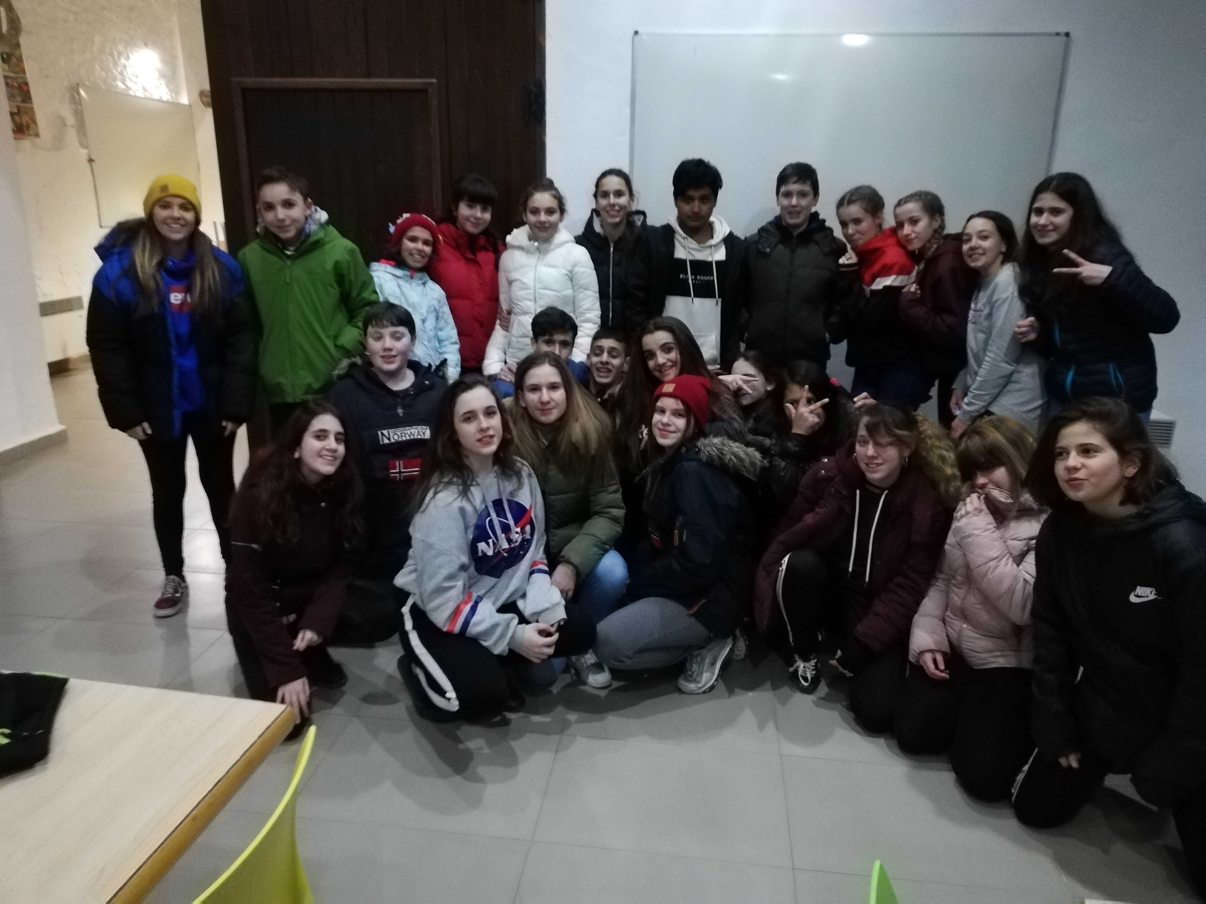 Inglés en Campus Moragete Day 1 16