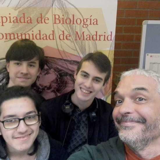 IES JORGE GUILLEN -ALCORCÓN OLIMPIADAS DE BIOLOGIA