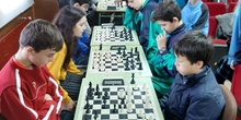 2º Torneo Ajedrez Intercentros Satafi 18