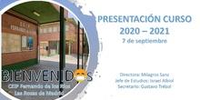 Presentación Escolar Curso 2020-2021_Final_CEIP FDLR_Las Rozas