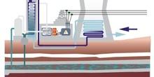 Central geotérmica