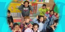 GRADUACIÓN INFANTIL 5 AÑOS INGLÉS