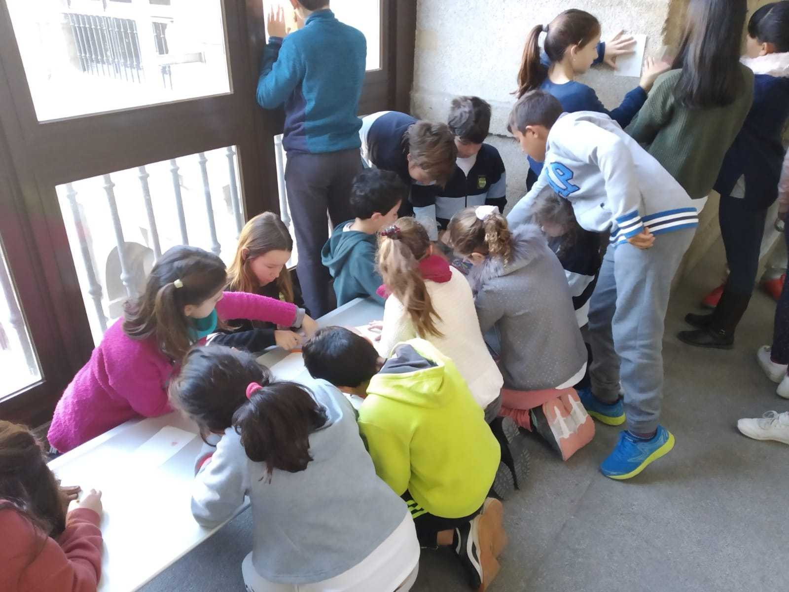 2019_02_07_Quinto visita Museo Reina Sofia_CEIP FDLR_Las Rozas 2