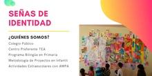 PUERTAS ABIERTAS 2020 CEIP DIEGO MUÑOZ-TORRERO