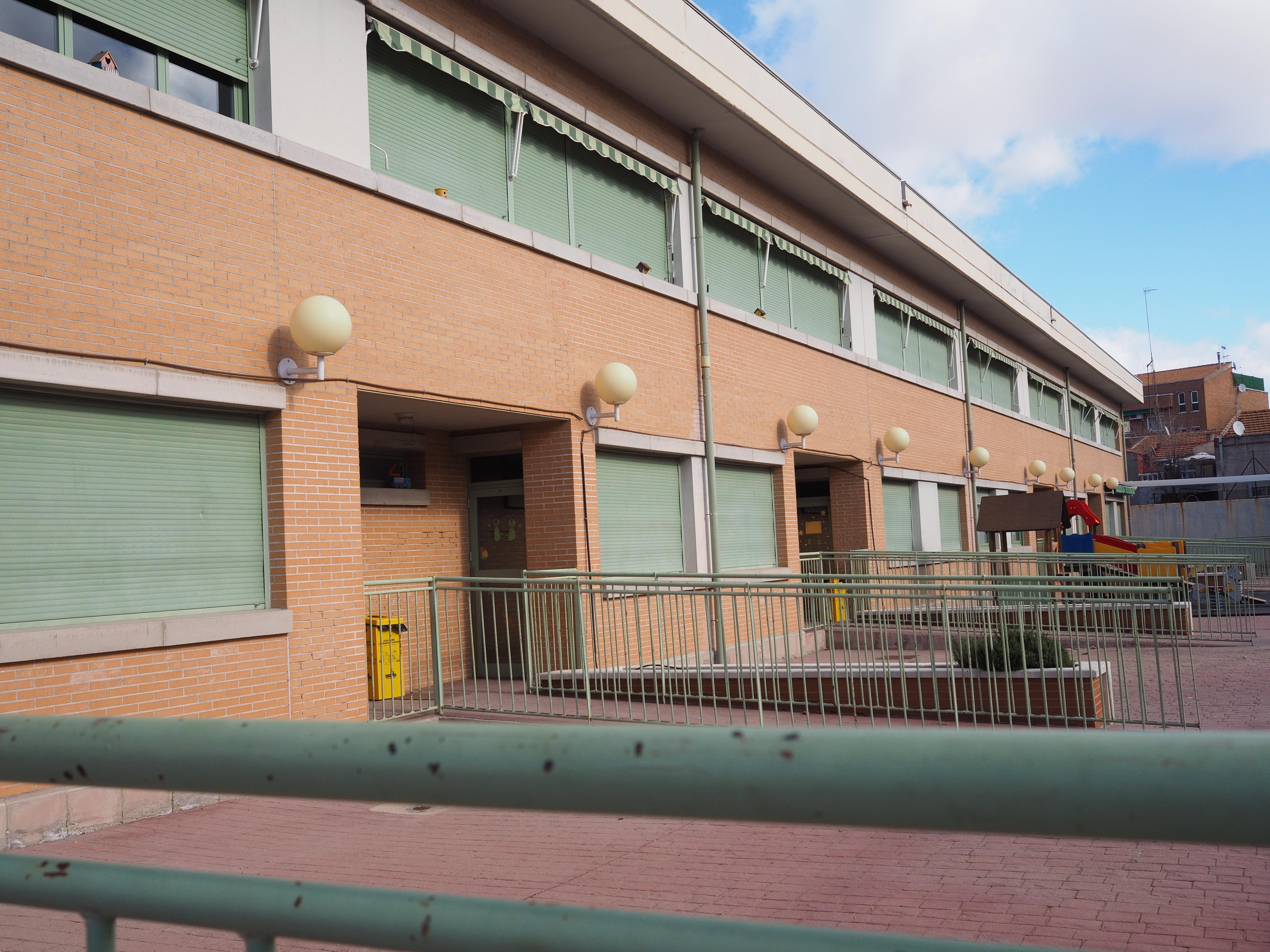 Instalaciones CEIP El Jarama 36