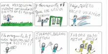 Los cómics de Rocío