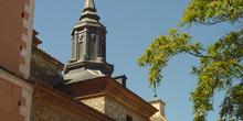 Torre de iglesia en Valdemoro