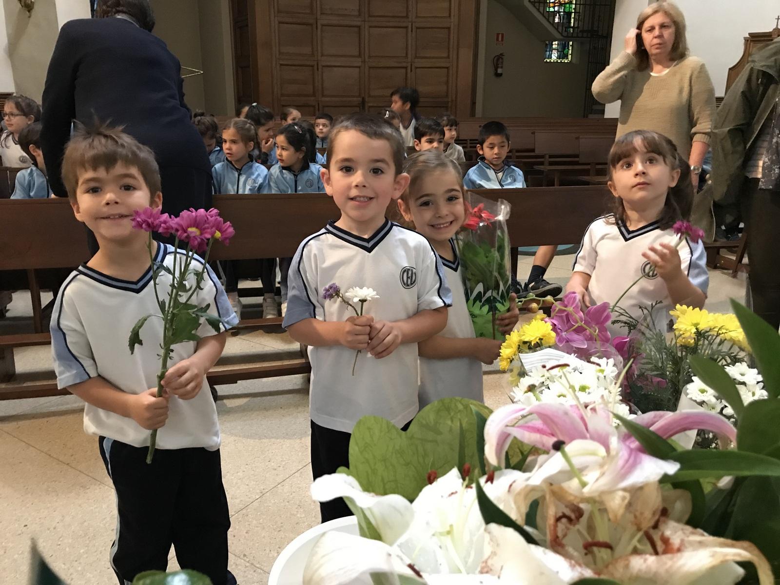 Flores a María - Educación Infantil 2 7