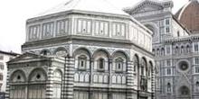 Baptisterio y Duomo, Florencia