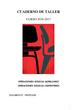 CFGM Madera y Mueble 1º - Cuaderno de Taller - 2016-17
