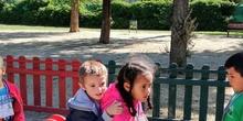 Parque María de Austria. 3 años. 4