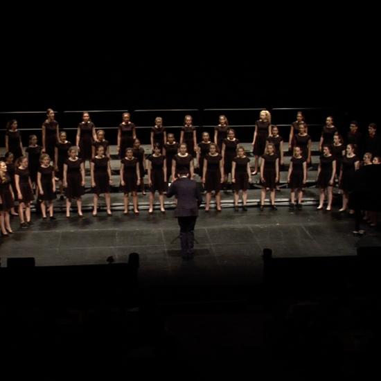 Acto de clausura del XIV Concurso de Coros Escolares de la Comunidad de Madrid 27
