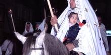 Participante de la procesión - Torrejoncillo, Cáceres