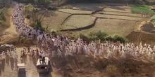 Videofragmentos para comprender la Historia 1930. La marcha de la sal de Gandhi