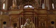 Escultura de la Piedad, Catedral de Guadix, Granada, Andalucía