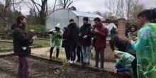 Taller en el Vivero Escuela del Río Guadarrama