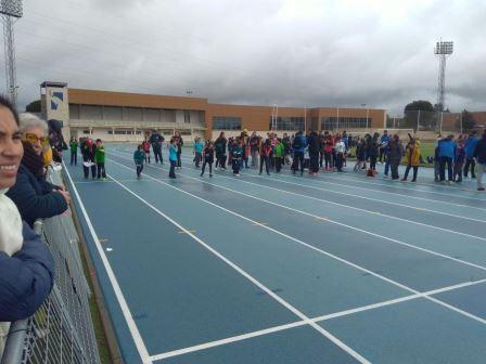 2018-04-09_Olimpiadas Escolares_CEIP FDLR_Las Rozas_Atletismo 6