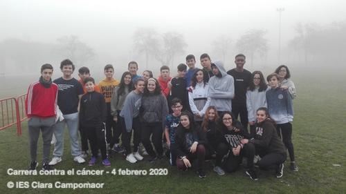 04.02.2020 Carrera contra cáncer 0