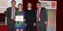 Entrega de los premios del IX Concurso de Narración y Recitado de Poesía 14