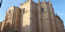 Puerta del Obispo, Catedral de Zamora, Castilla y León