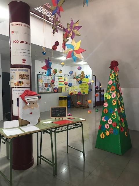 Navidad en el Lázaro 8
