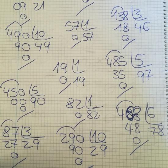 SOLUCIONES DIVISIONES 26 DE MARZO