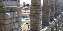 Detalle, Acueducto de Segovia