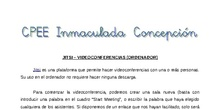 Tutorial - Jitsi: videoconferencias desde ordenador