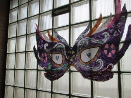 Carnaval 2017_Decorando pasillos...  14