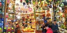 Bazar egipcio o de las especias, Estambul, Turquía