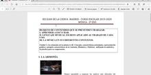 UNIDAD 5: ELEMENTOS MUSICALES: ARMONÍA, DINÁMICA Y TÍMBRICA, PARTE I